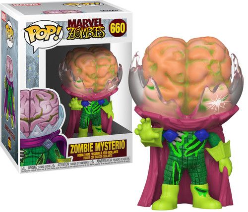 Funko Marvel Zombies POP! Marvel Mysterio Vinyl Figure [Marvel Zombies]