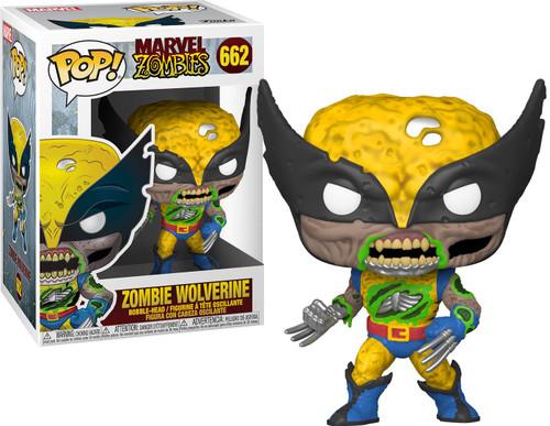Funko Marvel Zombies POP! Marvel Wolverine Vinyl Figure [Marvel Zombies]