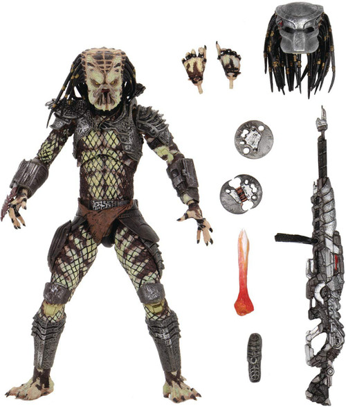 NECA Scout Predator Action Figure [Ultimate Version]