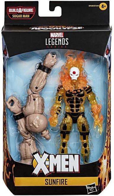 X-Men Marvel Legends Sugar Man Series Sunfire Action Figure