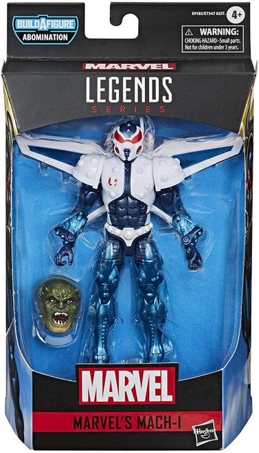 Marvel Legends Abomination Series Mach-I Action Figure