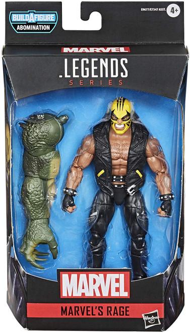 Marvel Legends Abomination Series Marvel's Rage Action Figure