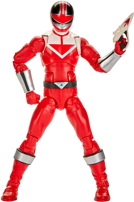 Power Rangers Time Force Lightning Collection Red Ranger Action Figure [Time Force]