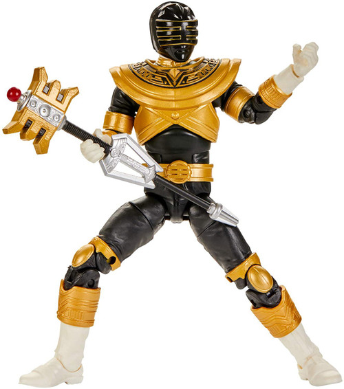 Power Rangers Zeo Lightning Collection Gold Ranger Action Figure [Zeo]