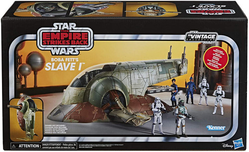 Star Wars Empire Strikes Back Vintage Collection Boba Fett's Slave 1 Action Figure Vehicle (Pre-Order ships November)