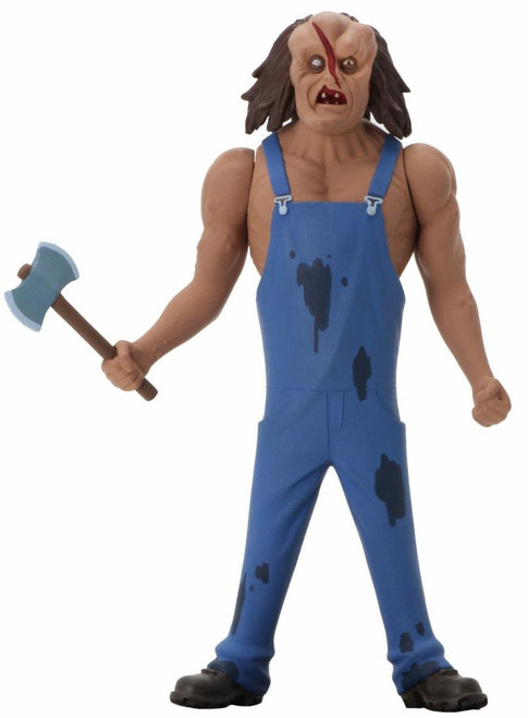 NECA Horror Hatchet Toony Terrors Series 4 Victor Crowley Action Figure (Pre-Order ships January)
