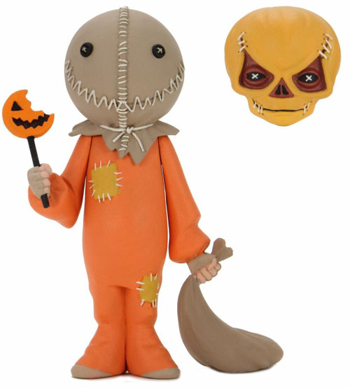 NECA Horror Trick 'R Treat Toony Terrors Series 4 Sam Action Figure (Pre-Order ships November)