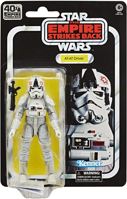 Star Wars Empire Strikes Back 40th Anniversary Wave 1 AT-AT Driver Action Figure