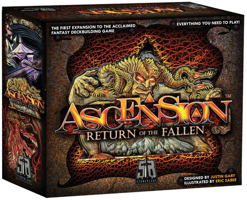 Ascension Return of the Fallen Game Expansion