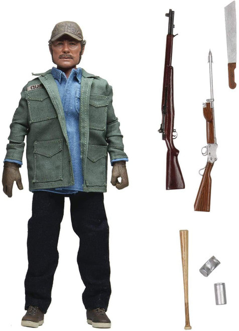 NECA Jaws Sam Quint Clothed Action Figure (Pre-Order ships March)