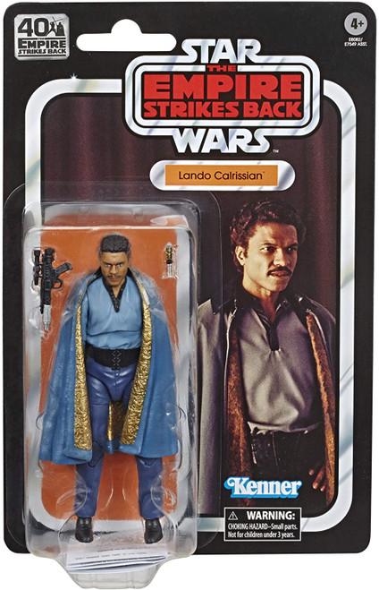 Star Wars The Empire Strikes Back 40th Anniversary Wave 2 Lando Calrisian Action Figure