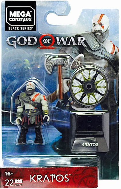 God of War Heroes Kratos Mini Figure