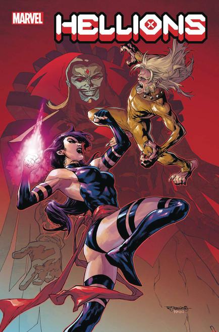 Marvel Comics Hellions #2 Comic Book