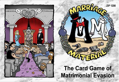 Marriage Material Card Game