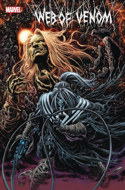 Marvel Web of Venom #1 Wraith Comic Book