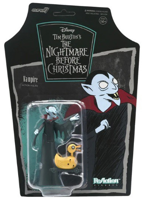ReAction Nightmare Before Christmas Vampire Action Figure
