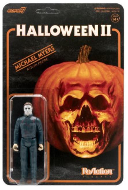 ReAction Halloween 2 Michael Myers Action Figure
