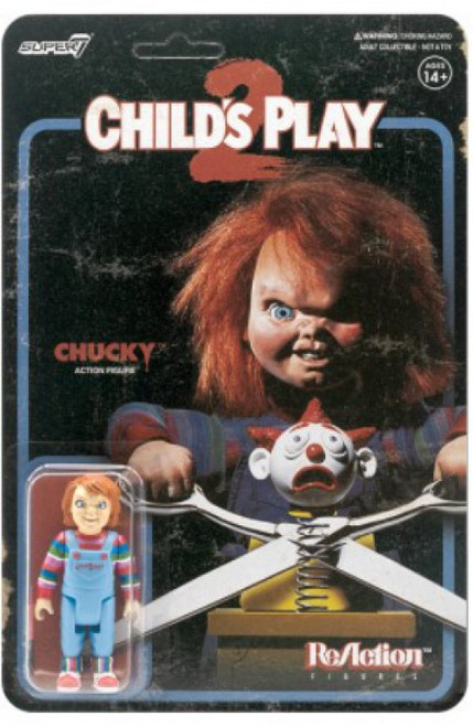ReAction Child's Play 2 Evil Chucky Action Figure