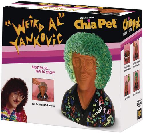 NECA Weird Al Yankovic Chia Pet
