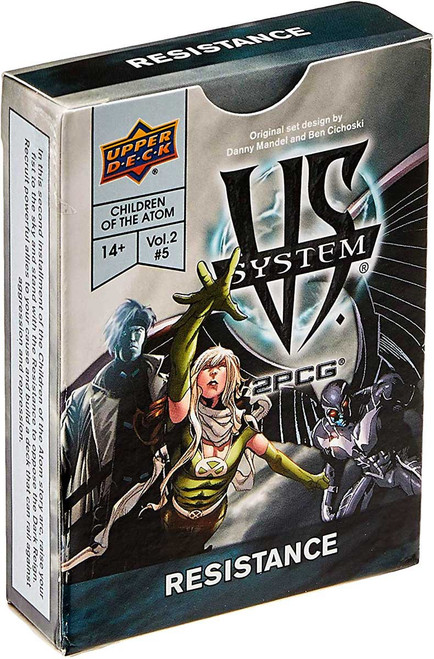 Marvel VS System Trading Card Game 2PCG Resistance [Vol. 2 #5]