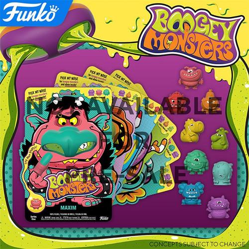 Funko Boogey Monsters Vinyl Figure Assorted Vinyl Figures [6 Piece] (Pre-Order ships January)