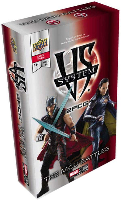 Marvel VS System Trading Card Game 2PCG The MCU Battles