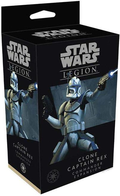 Star Wars Legion Clone Captain Rex Expansion