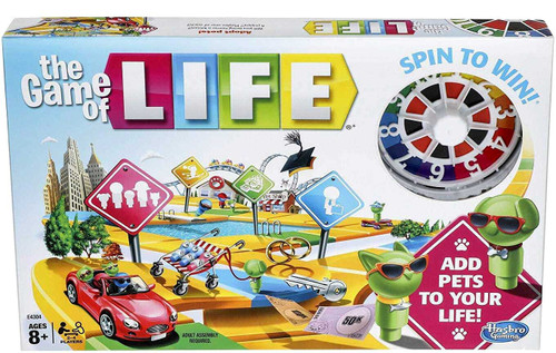 The Game of Life Board Game [Pets]