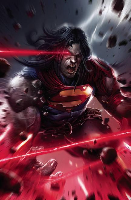 DC Dark Nights #1 of 6 Death Metal Comic Book [Francesco Mattina Superman Variant Cover]