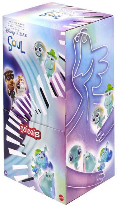 Disney / Pixar Minis Soul Mystery Box [36 Packs]