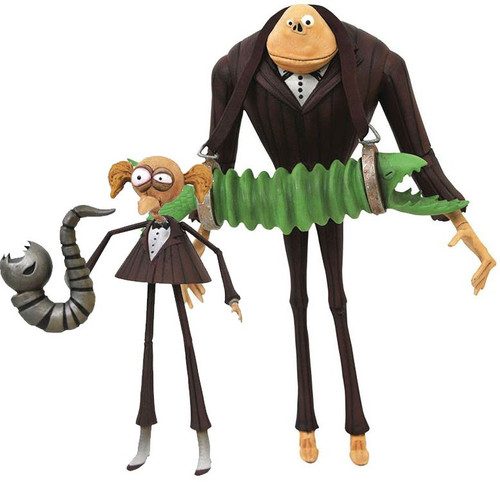 Nightmare Before Christmas Select Series 8 Jimmy & James Action Figure