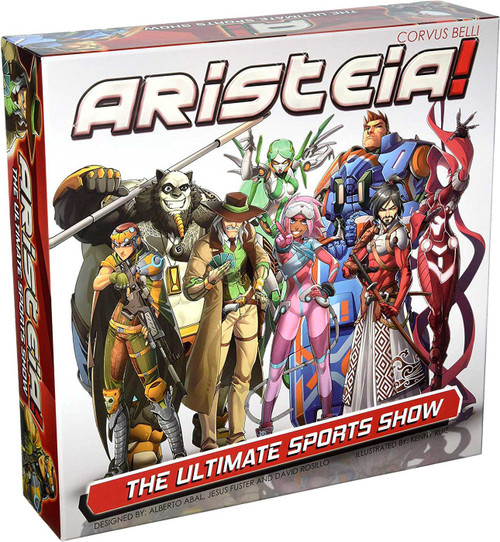 Infinity Aristeia! Tabletop Miniatures Game