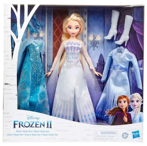 Disney Frozen Frozen 2 Elsa's Style Set Exclusive 11-Inch Doll