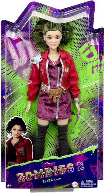 Disney Zombies 2 Eliza Zambi 11.5-Inch Basic Doll