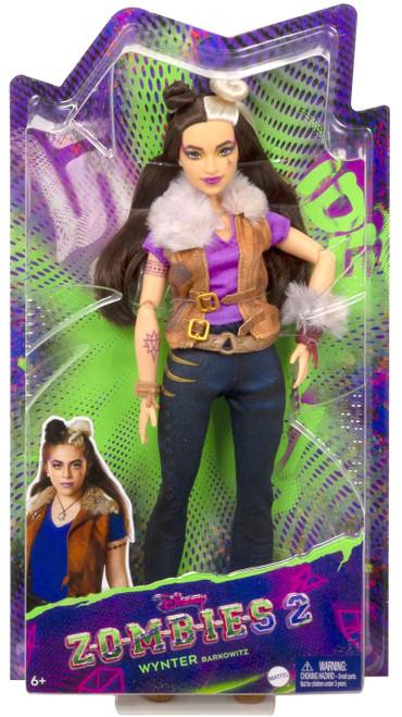 Disney Zombies 2 Wynter Barkowitz 11.5-Inch Basic Doll