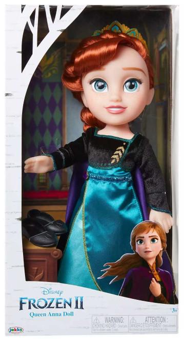 Disney Frozen Frozen 2 Queen Anna 14-Inch Doll