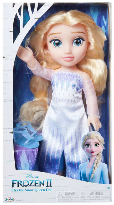 Disney Frozen Frozen 2 Elsa the Snow Queen 14-Inch Doll