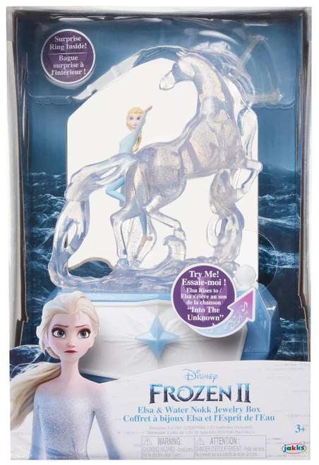 Disney Frozen Frozen 2 Elsa and Water Nokk Jewelry Box [Lights & Sounds]