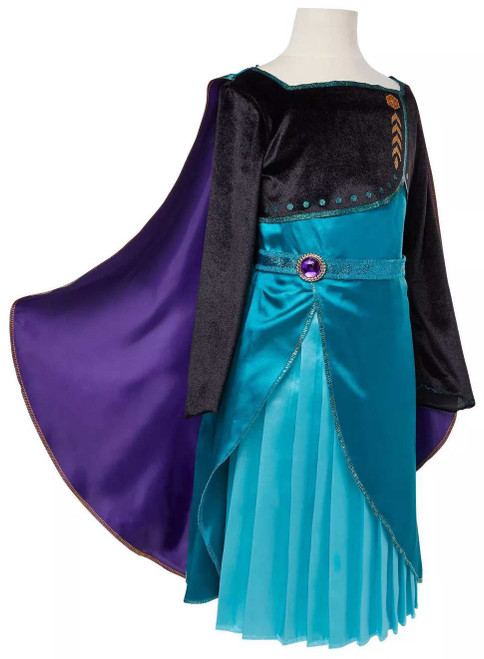 Disney Frozen 2 Queen Anna Dress [Size 4-6X]