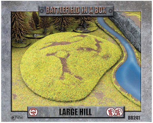 Battlefield in a Box Large Hill Miniatures