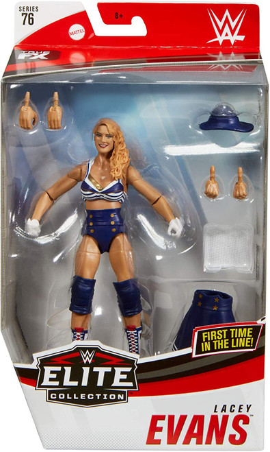 WWE Wrestling Elite Collection Series 76 Lacey Evans Action Figure