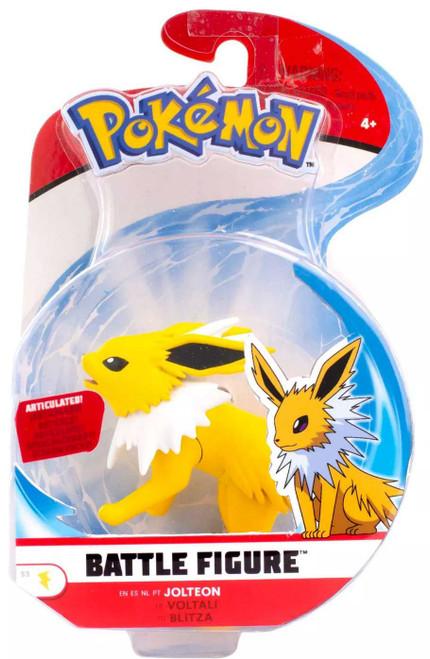Pokemon Series 3 Battle Figure Jolteon 3-Inch Figure