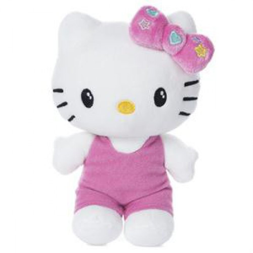 Sanrio Hello Kitty 6-Inch Plush [Pink Outfit]