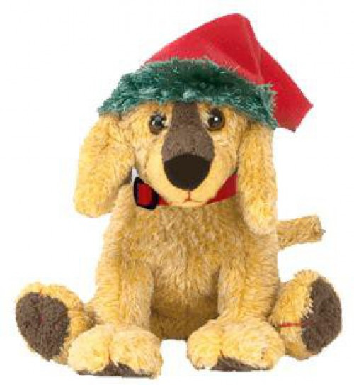 Beanie Babies Jinglepup the Dog Beanie Baby Plush