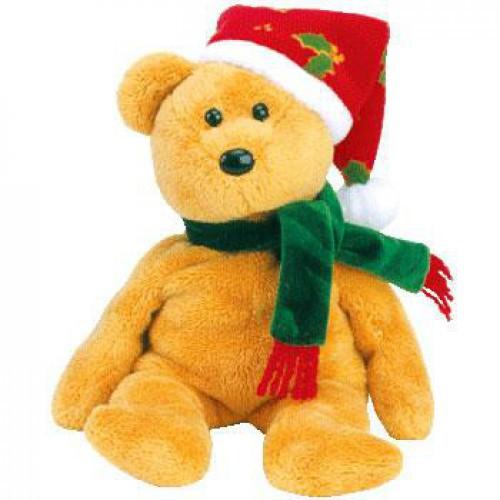 Beanie Babies 2003 Holiday Teddy Beanie Baby Plush