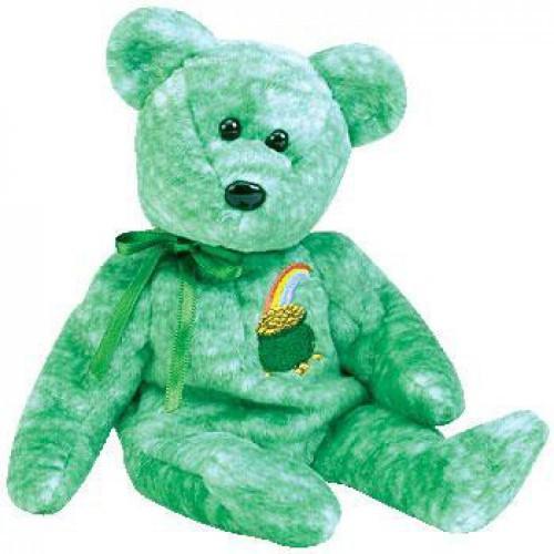 Beanie Babies Killarney the Bear Beanie Baby Plush
