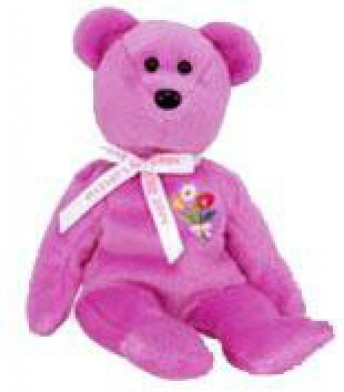Beanie Babies Mother 2004 the Bear Beanie Baby Plush