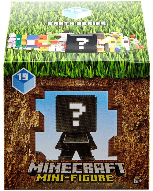 Minecraft Earth Series 19 Mystery Box [24 Packs]