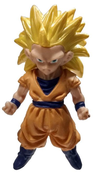 Dragon Ball Super Super Saiyan 3 Goku 2-Inch Mini Figure [Loose]