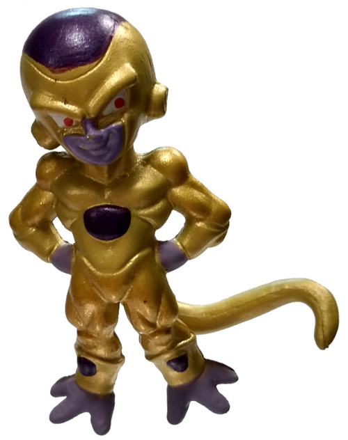 Dragon Ball Super Golden Frieza 2-Inch Mini Figure [Loose]